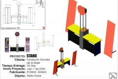 P-85 stand fmm