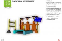 17 Plataforma de vibracion