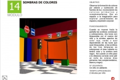 19 Sombras de colores