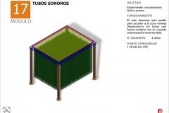 23 Tubos Sonoros
