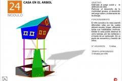 25 Casa en el arbol