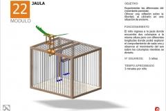 30 Jaula